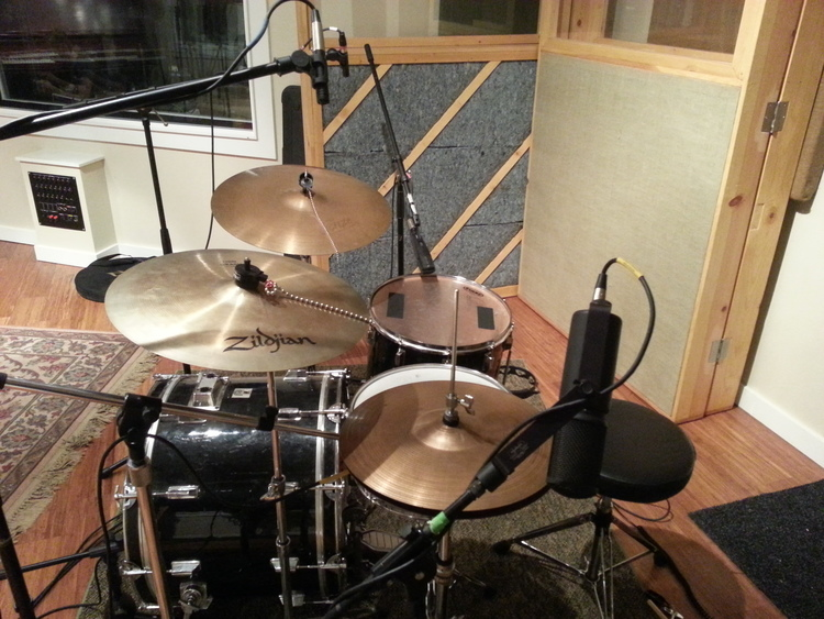 Drum Tracking, Chopping