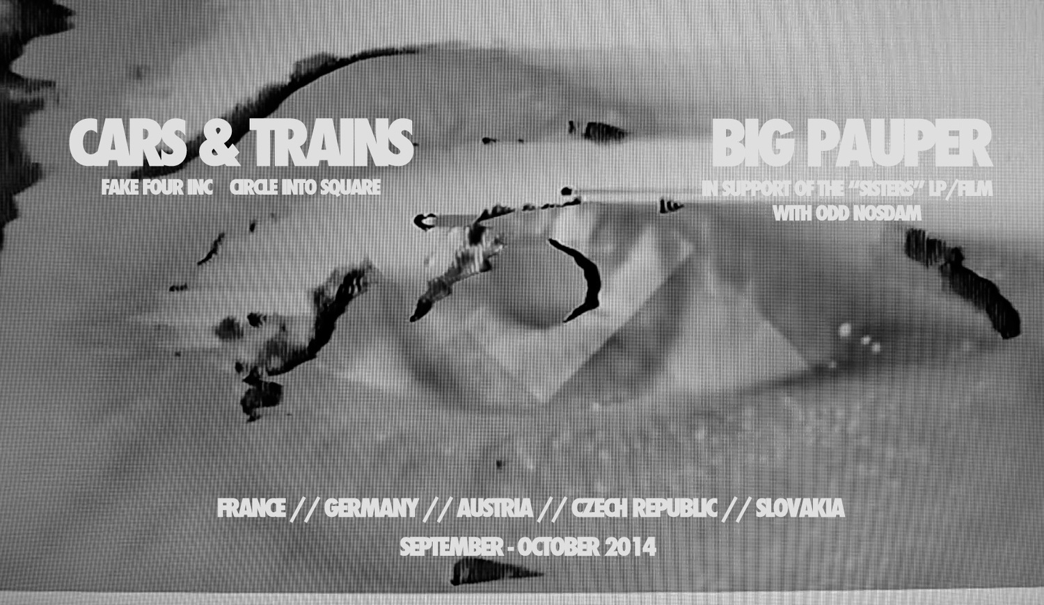 September/October Europe Tour Dates w/ Big Pauper