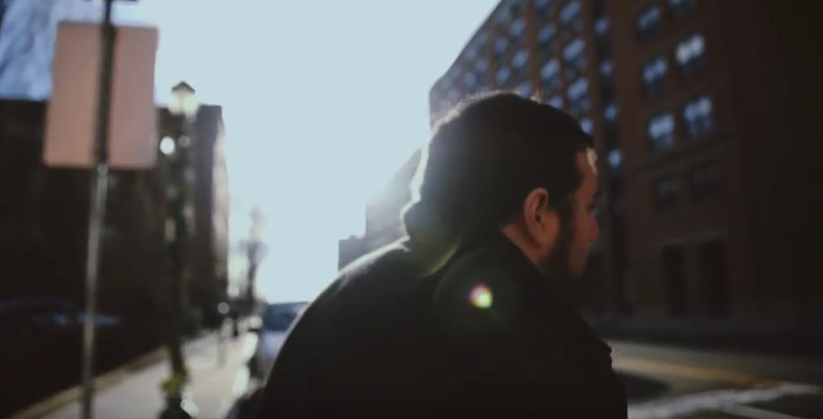 Excellent new song/video from Ceschi Ramos