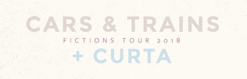 West Coast + Southwest US tour with CURTA